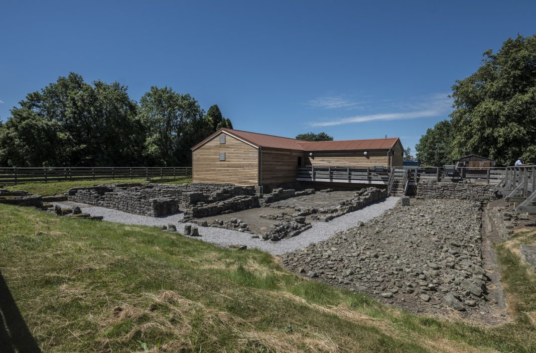 Visitors Welcomed To Binchester Roman Fort As It Reopens On July 1st
