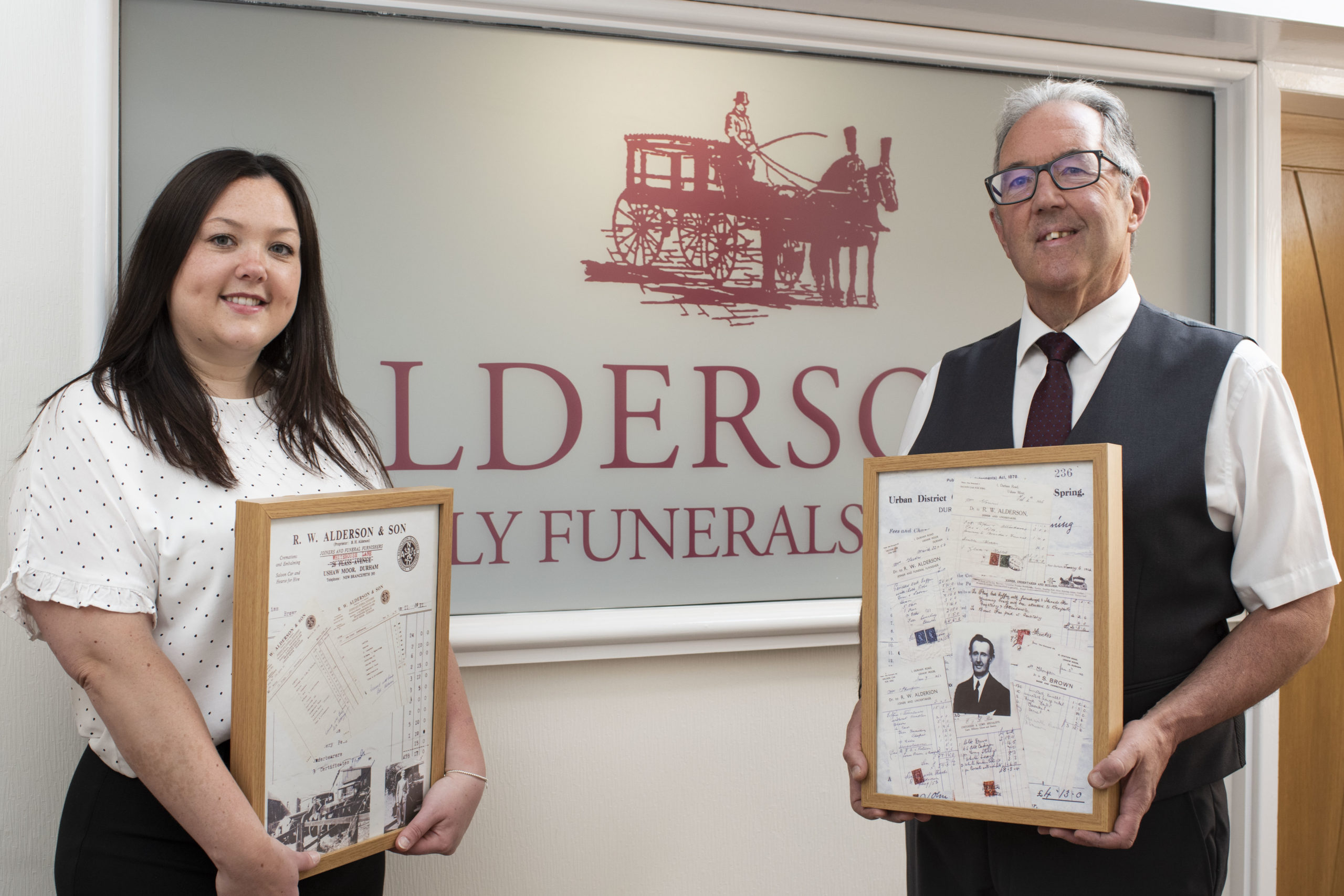 Alderson's Family Funerals Celebrating A Century Of Serving Its Local Community