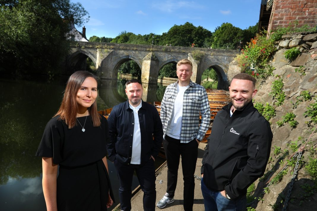 Elvet Recruitment Secures North East Fund Investment Backing