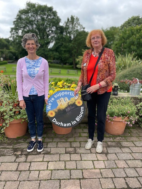Durham Dresses To Impress In The Annual Bloom Competition