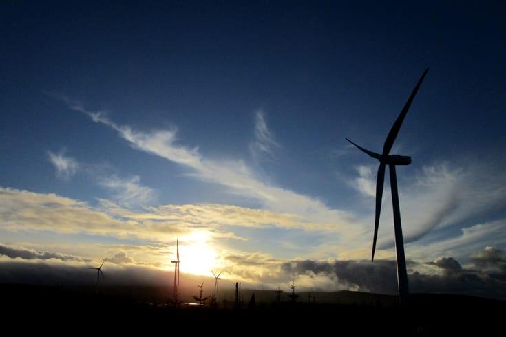 Extension Of The Kype Muir Wind Farm Underway
