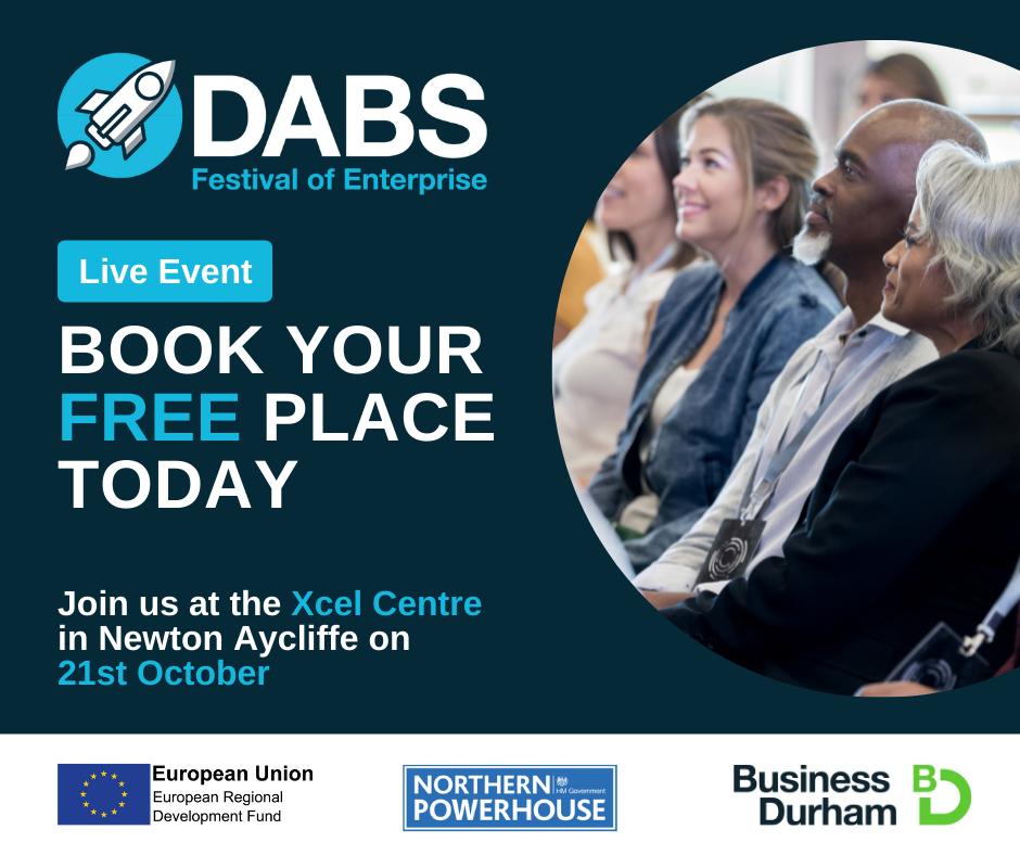 Inspiration For Durham Entrepreneurs At This Year's Festival of Enterprise