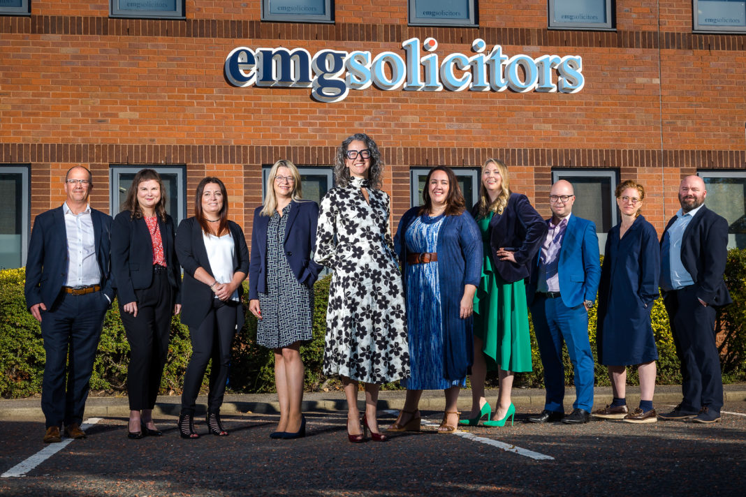 EMG Solicitors Celebrate Further Growth With Plans To Open A Third Office